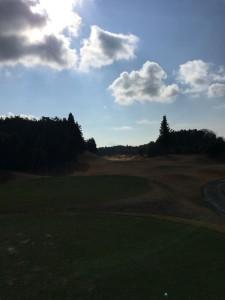 富士スタジアムゴルフ倶楽部南IN13