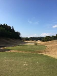 富士スタジアムゴルフ倶楽部南IN14