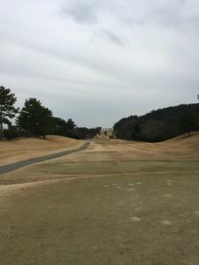 大宝塚ゴルフクラブ六甲3番