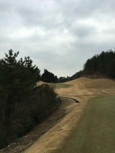 大宝塚ゴルフクラブ六甲9番