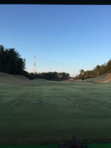 ジャパンメモリアルゴルフクラブ練習場