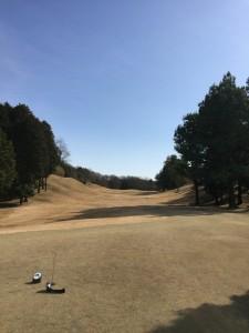 東条ゴルフ倶楽部OUT4