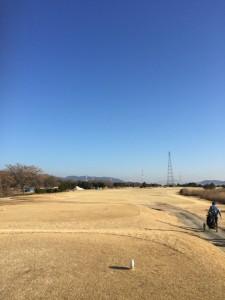 牧野パークゴルフ場OUT8
