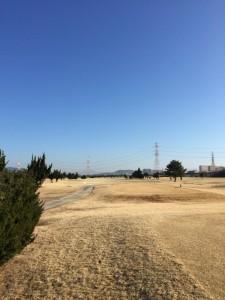 牧野パークゴルフ場OUT9