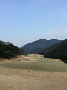 ゴールデンバレーゴルフ倶楽部IN11番