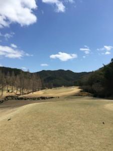 ゴールデンバレーゴルフ倶楽部IN13番