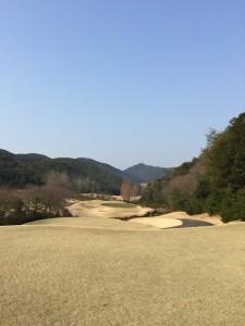 ゴールデンバレーゴルフ倶楽部IN15番