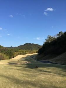 ゴールデンバレーゴルフ倶楽部OUT9番