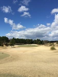 東条ゴルフ倶楽部OUT5番