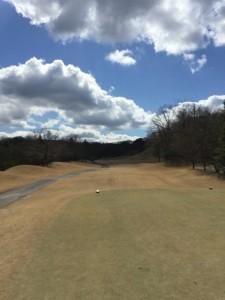 東条ゴルフ倶楽部OUT6番