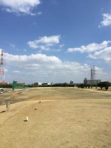 牧野パークゴルフ場IN13番