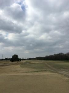 牧野パークゴルフ場OUT4番