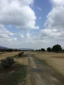 牧野パークゴルフ場OUT7番