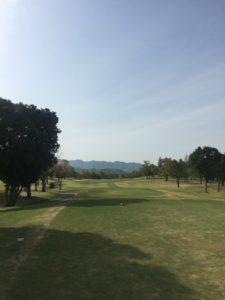 オリムピックゴルフ倶楽部_IN10番