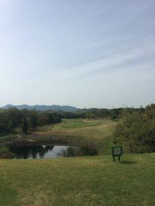 オリムピックゴルフ倶楽部_IN11番