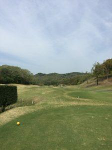 オリムピックゴルフ倶楽部_IN14番