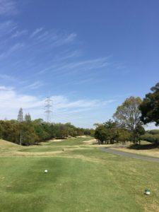 オリムピックゴルフ倶楽部_OUT2番