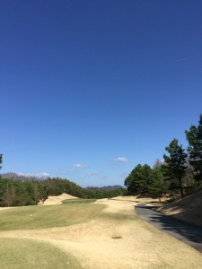 吉川インターゴルフ倶楽部OUT6番