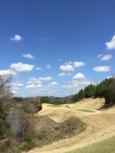 吉川インターゴルフ倶楽部OUT9番