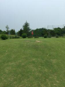青山台ゴルフ倶楽部01_アプローチ練習場